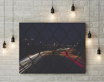 Nightscapes Cityscapes Lifestyle Photography Landscape Photography Home DecorWall Decor Modern PH0172