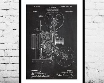 Projecting Kinetoscope Print, Projecting Kinetoscope Poster, Projecting Kinetoscope Patent, Projecting Kinetoscope Art p241