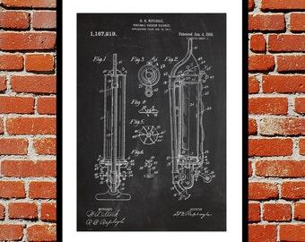 Vacuum Cleaner Patent Vacuum Cleaner Poster Vacuum Cleaner Blueprint  Vacuum Cleaner Print Vacuum Cleaner Art Vacuum Cleaner Decor p310