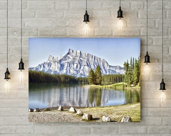 Mountain Photography Forest Photography Scenery Nature Landscape Nature Photography Home Decor Wall Decor Rivers and Lakes PH0109