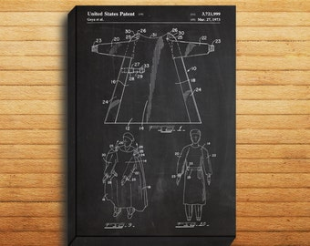 CANVAS  Choose Any Patent from my shop to be put on CANVAS