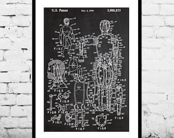G.I. Joe Poster, G.I. Joe Patent, G.I. Joe Print, G.I. Joe Wall Decor, G.I. Joe Art, Vintage G.I. Joe Toy, Vintage G.I. Joe Art p1199
