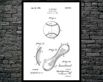 Baseball , Baseball Poster, Baseball Patent,Baseball Print, Baseball Art, Baseball Print, p395