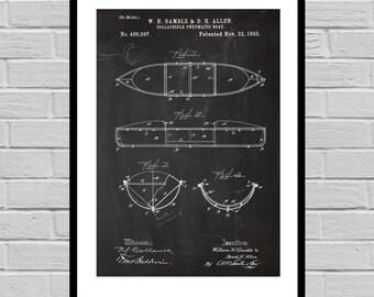 Zodiac boat patent etsy popular items for zodiac boat patent ccuart Images