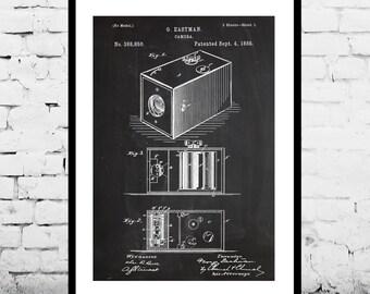 Vintage Camera Poster Vintage Camera Patent Vintage Camera Print Vintage Camera Vintage Camera Decor Vintage Camera Blueprint Camera p656