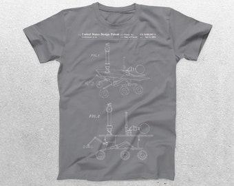 Typewriter Patent T-Shirt, Typewriter Blueprint, Patent Print T-Shirt, Writer Shirt, Writer Gift, Artist Gift, Cool Gifts p024