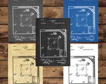 INSTANT DOWNLOAD -Baseball Diamond Patent, Baseball Patent Poster, Baseball Blueprint, Baseball Bottle Print, Mancave decor, Gift for him