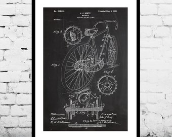 Bicycle Print, Bicycle Poster, Bicycle Patent, Bicycle Decor, Bicycle Art, Bicycle Blueprint, Bicycle Wall Art, Bicycle Gifts p712