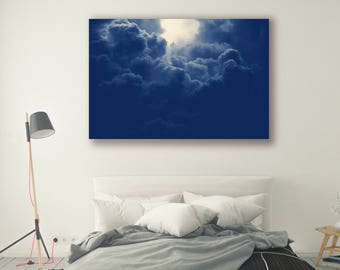Skyscape Sky ArtNature Photography Home Decor Clouds  Wall Decor Scenery PH0135
