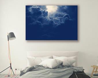 Skyscape Sky ArtNature Photography Home Decor Clouds  Wall Decor Scenery PH0135