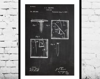 Baseball Base Bag Patent, Baseball bag Poster, Baseball decor,Baseball Print, Baseball Art, Baseball p396