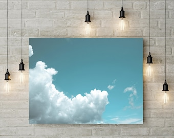 Skyscape Sky art Sky Photography Clouds Nature Photography Scenery Home Decor Wall Decor PH0128