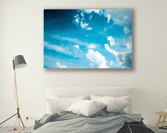 Skyscape Nature Photography Scenery Home Decor Wall Decor Clouds Sky Art PH0127