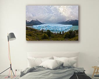 Mountain Photography Forest Photography Glaciers Nature Landscape Nature Photography Home Decor Scenery Wall Decor Seasonal PH0167