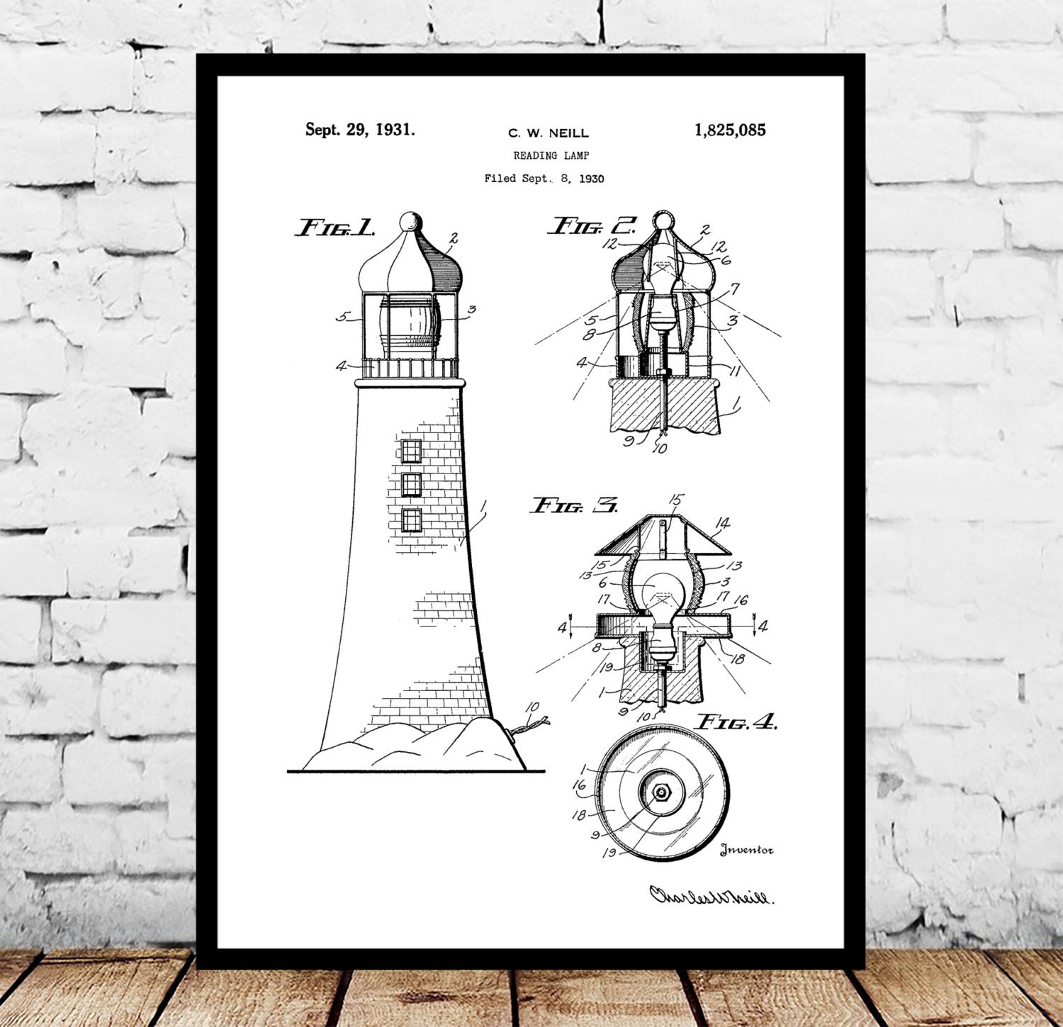 Lighthouse patent lighthouse poster lighthouse blueprint lighthouse lighthouse patent lighthouse poster lighthouse blueprint lighthouse print lighthouse art lighthouse decor malvernweather Image collections