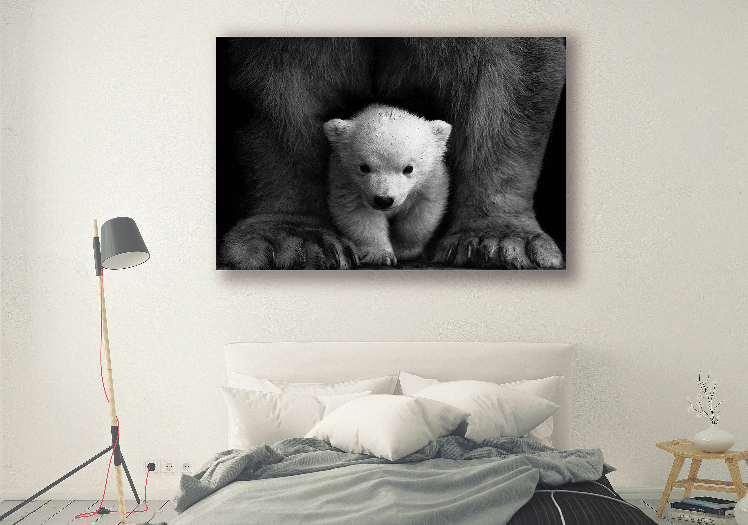 Animal Photography canvas framed prints home decor Nature Landscape ...