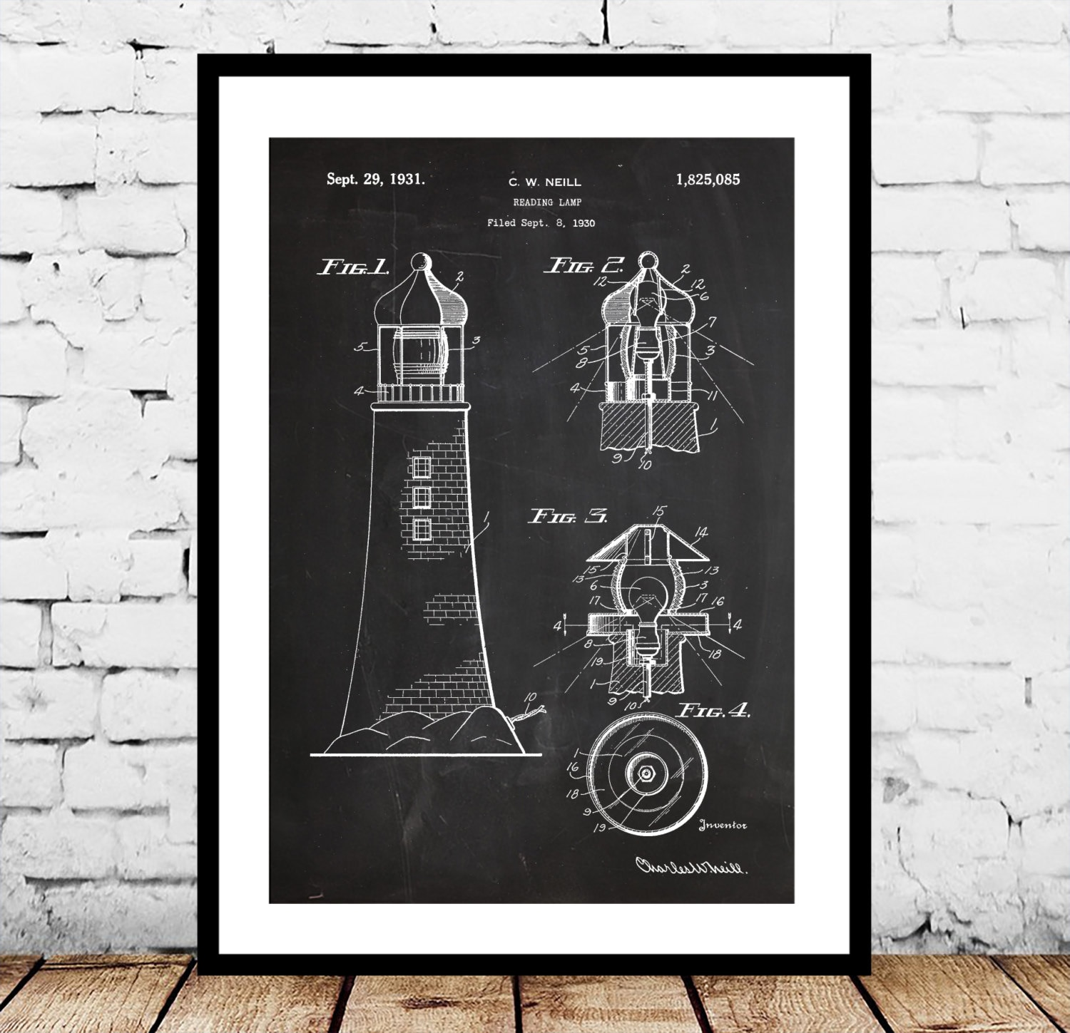 Lighthouse patent lighthouse poster lighthouse blueprint lighthouse lighthouse patent lighthouse poster lighthouse blueprint lighthouse print lighthouse art lighthouse decor p193 malvernweather Image collections