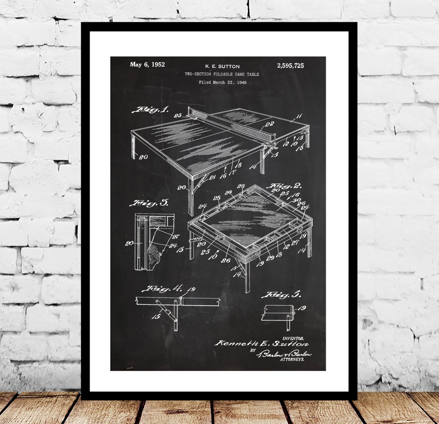 Ping pong table Print, Table Tennis Poster, Table Tennis