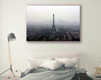 Travel Photography, Cityscapes, Paris, Eiffel Tower, Landscape Photography, Home Decor,Wall Decor, PH0187