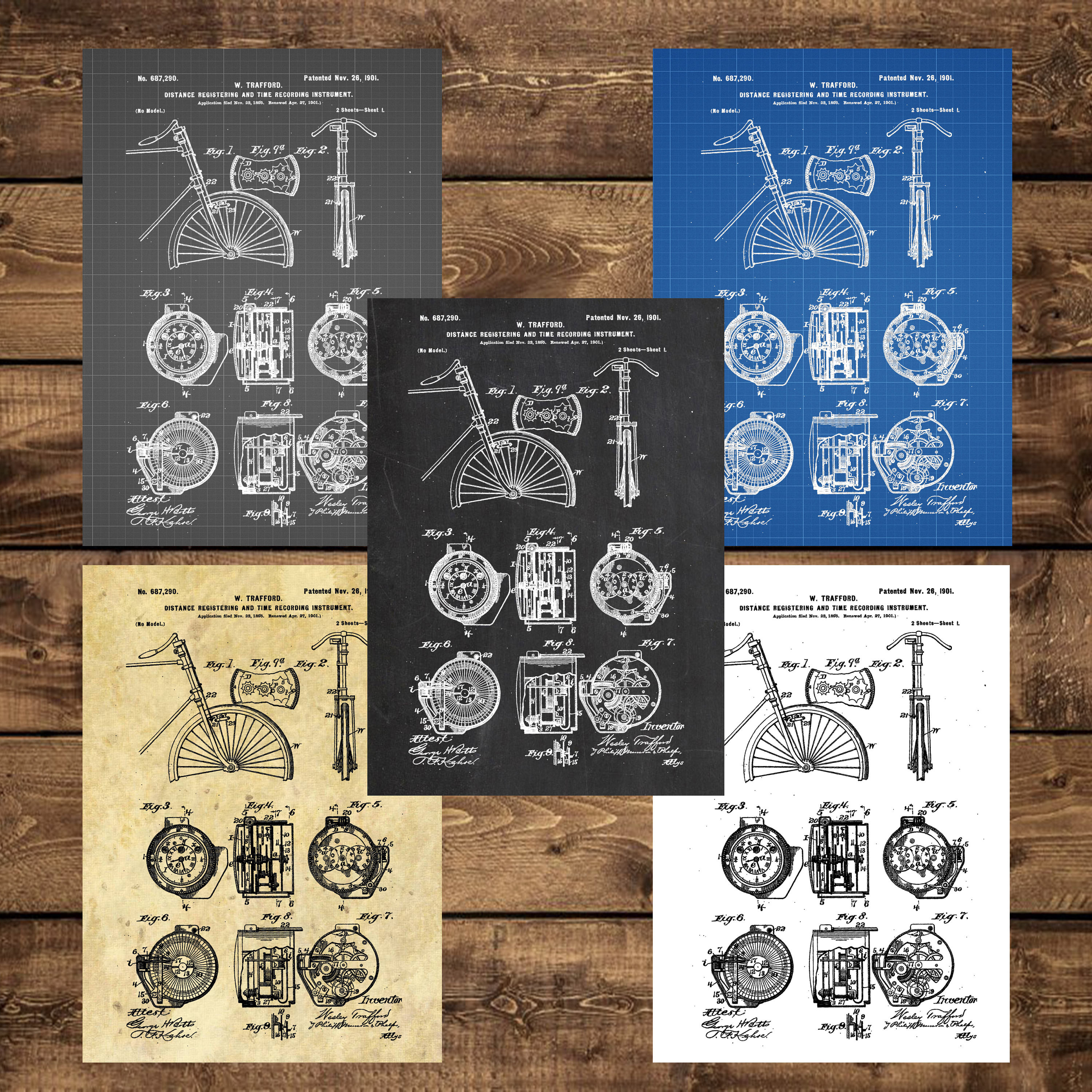 Instant download bicycle print bicycle poster bicycle patent instant download bicycle print bicycle poster bicycle patent bicycle decor bicycle art bicycle blueprint bicycle wall art malvernweather Image collections