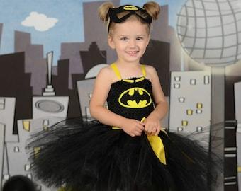 Batman tutu dress