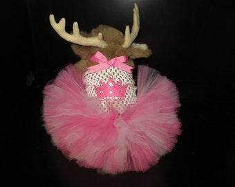 Princess dog tutu dress