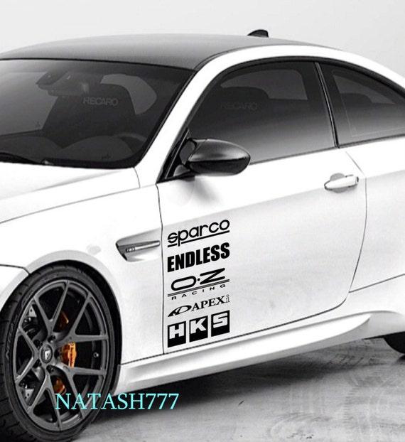 Rennsport Sponsoren Sport Auto Suv Bmw Motorsport E36 E39 E46 E60 M2 M3 M4 M5 M6 Z3 Z4 235i 328i 330i 335i 528i 535i 550i 640i 650i Aufkleber