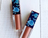 Lip Gloss Creamy Coffee Flavored Elegant 3.5ml Tubes