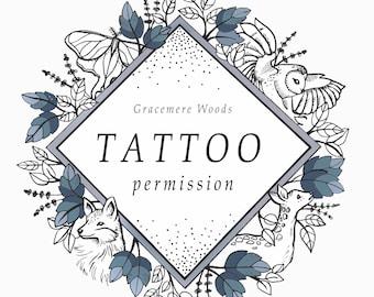 Tattoo Permission
