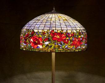 Replica Design Lampen : Tiffany lamp replica etsy