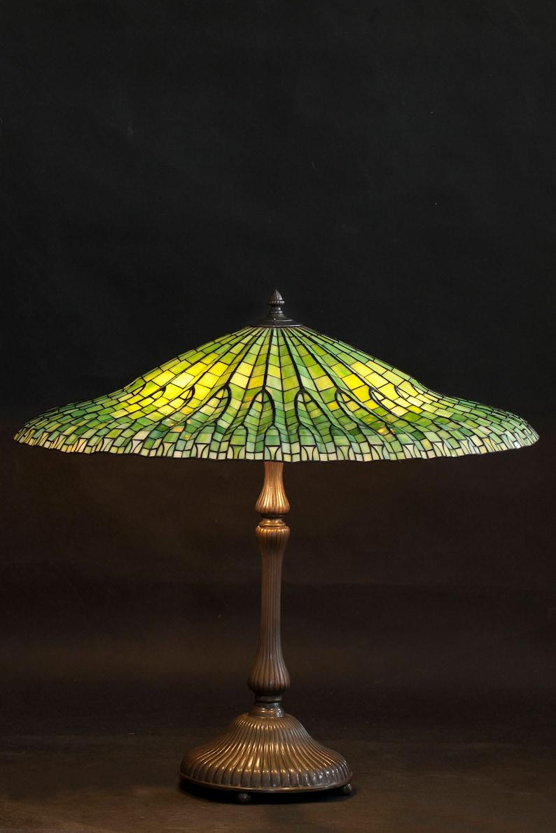 Lampen & Leuchten Offizielle Website Tischlampe Schreibtischlampe Stehlampe Art Deco Lampe Glas Messing Grade Produkte Nach QualitäT