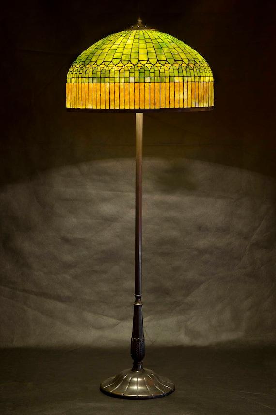 de cortinalámpara de manchadovidrio pie Tiffanylámpara borde Lámpara de medidalámpara vidrio Tiffany pielámparalámpara a Tiffanylámpara NO0wkZ8nPX