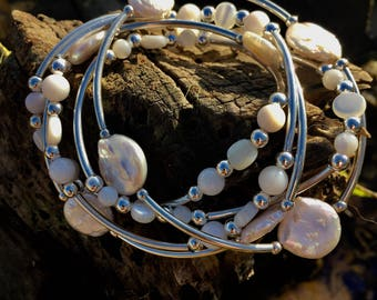 Coin Pearls & Simple Shells