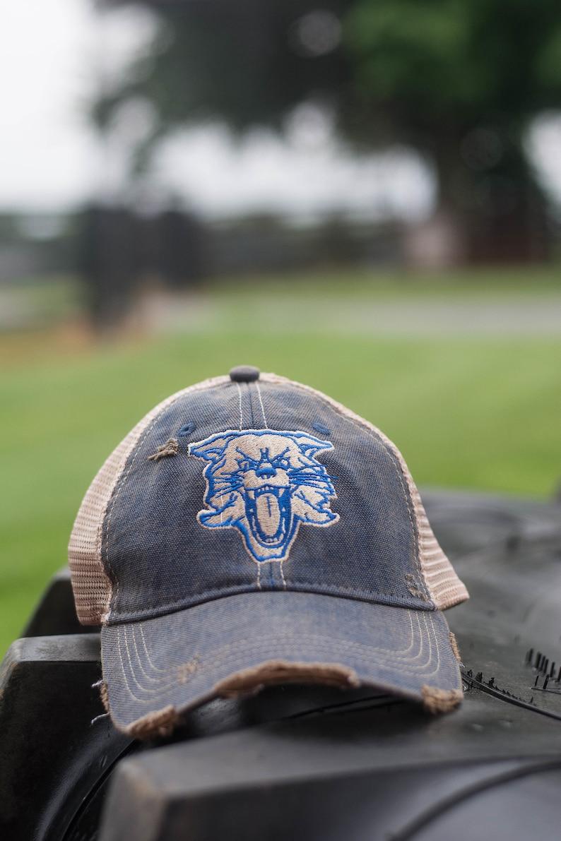 Kentucky Wildcat Trucker Hat image 0