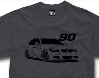 T shirt for bmw e30 m3 fans classic german drift car S 5XL