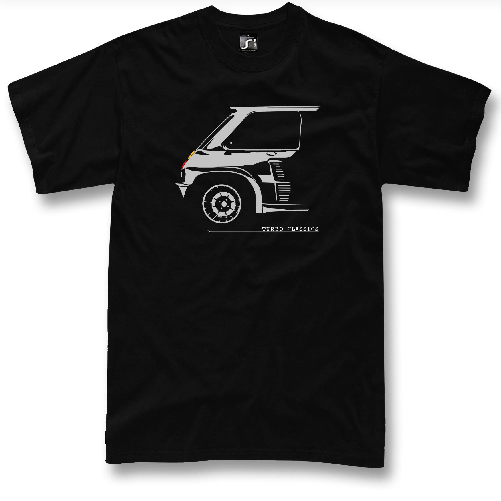 Classic tshirt for saab 900 turbo fans swedish aart t-shirt