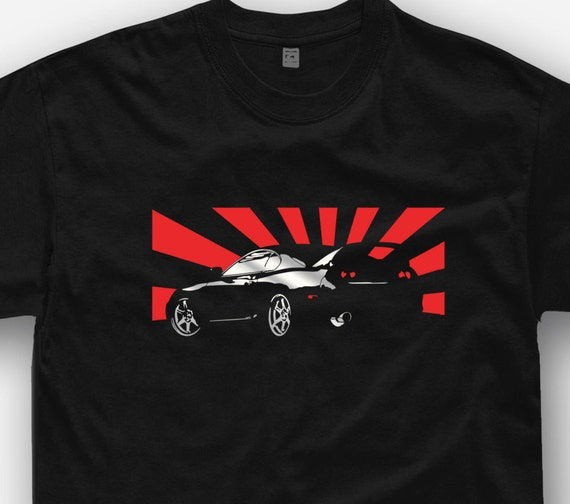 66148d4195 Supra t-shirt Mk4 jdm drift street race tuning car tshirt S | Etsy