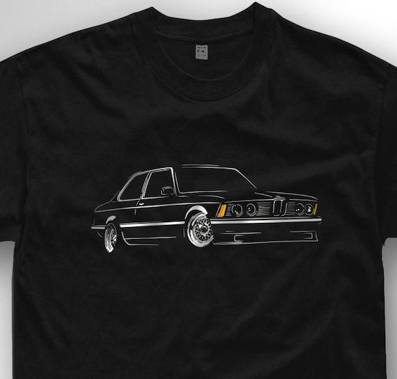 Vintage Voiture-Enfants//Enfants T-shirt DTG-personnalisé avec nom