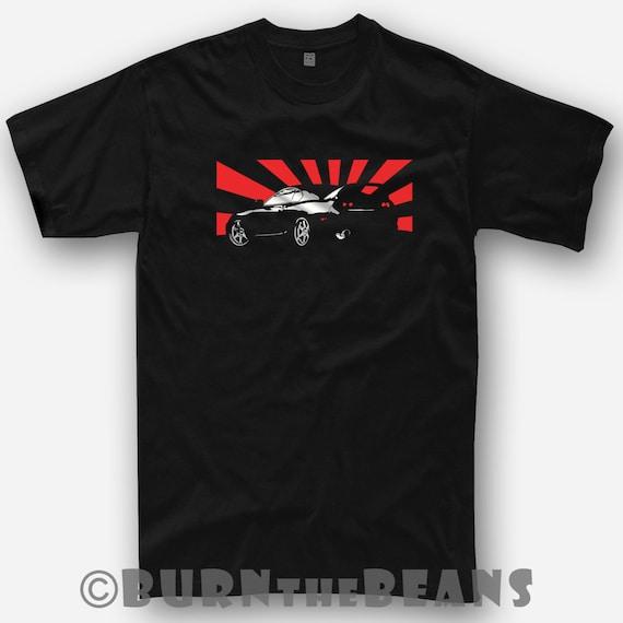 Pick Colour and Size R35 Kids T-Shirt Gift Present Car Drift Race Boost JDM