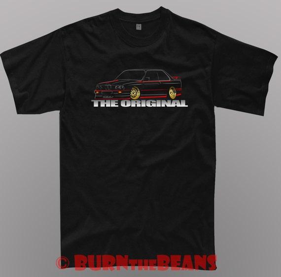 T shirt for bmw e30 m3 fans classic german drift car S 5XL + sweatshirt