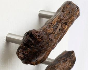 Driftwood CabinetDrawer Knobs Set of 5