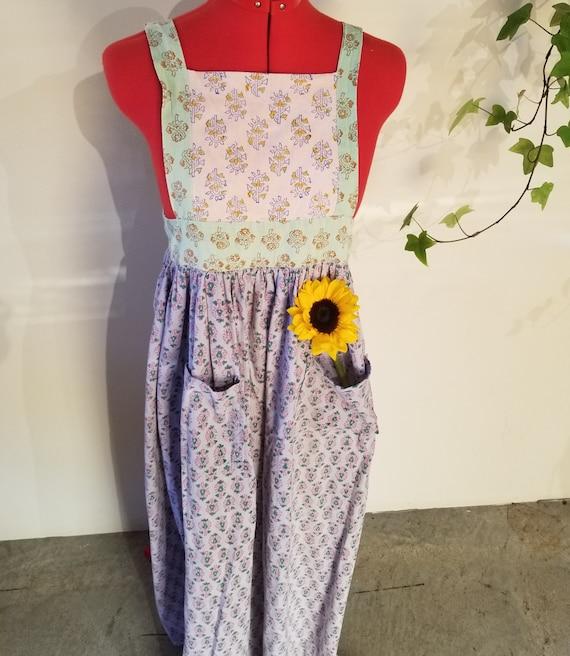 100% Cotton Block Print Dress.