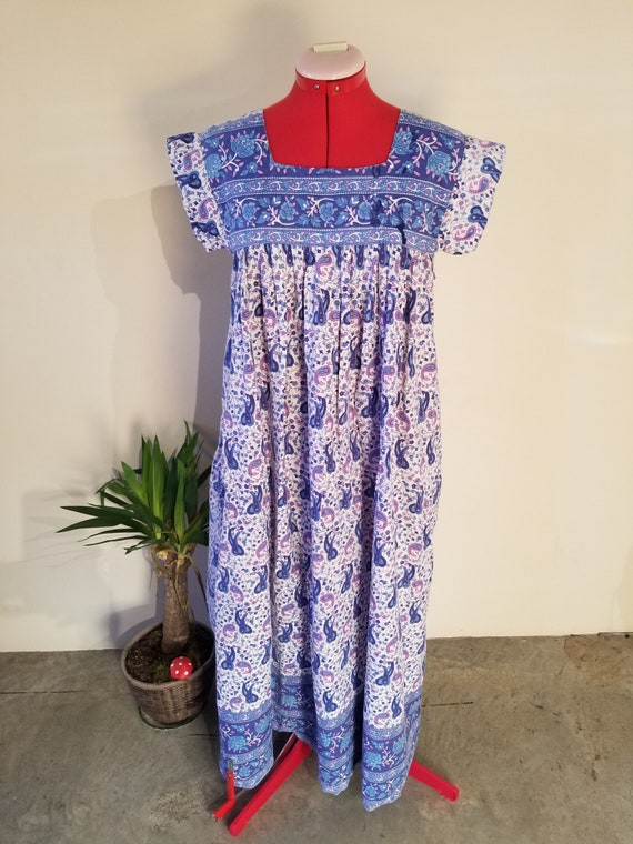 100% Cotton Indian Inspired Dress.