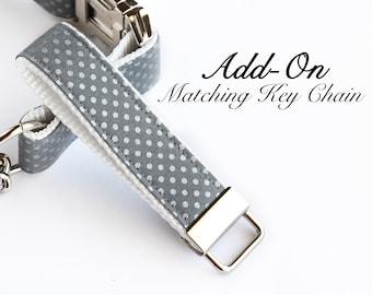 ADD-ON: Matching Key Fob - Key Chain - Upgrade