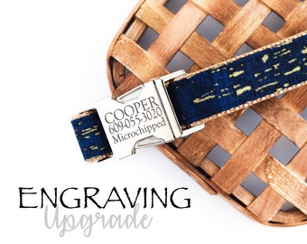 New! Engraving Upgrade - Go Tagless