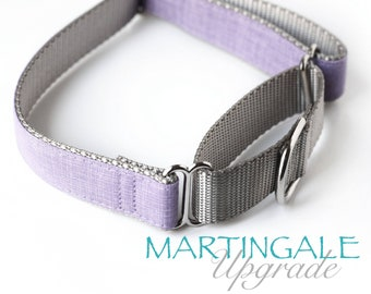"""UPGRADE: Nylon Martingale Loop - (1"""", 3/4 & SOME 1.5"""" Available)"""