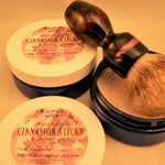 CINNAMON STICKS Premium Quality Luxury Tallow & Shea Butter Shaving Soap