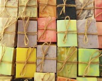 Rustic Soap Bundles x 48