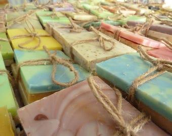 Rustic Soap Bundles x 12