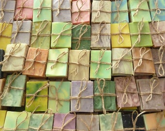 Rustic Soap Bundles x 24
